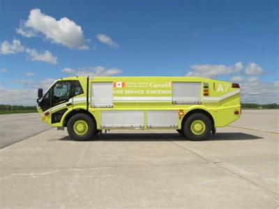 Cfs Alert Fire Fighting In Canada