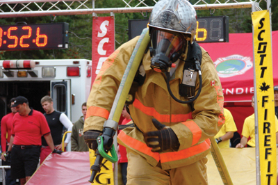 how to become a forest firefighter in ontario