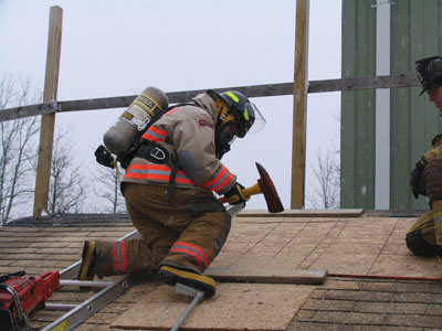 Back To Basics May 2011 Fire Fighting In Canada