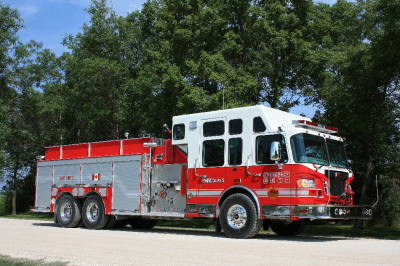 The Moose Jaw Fire Department Fire Fighting In Canada
