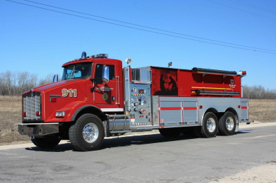 The Moonbeam Fire Department Fire Fighting In Canada