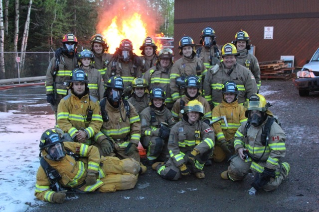 Size Up Fire Fighting In Canada
