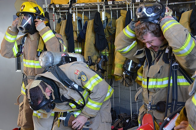 Holistic heroes: How departments can maximize firefighter