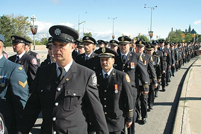 Protocol and proper dress - www firefightingincanada com