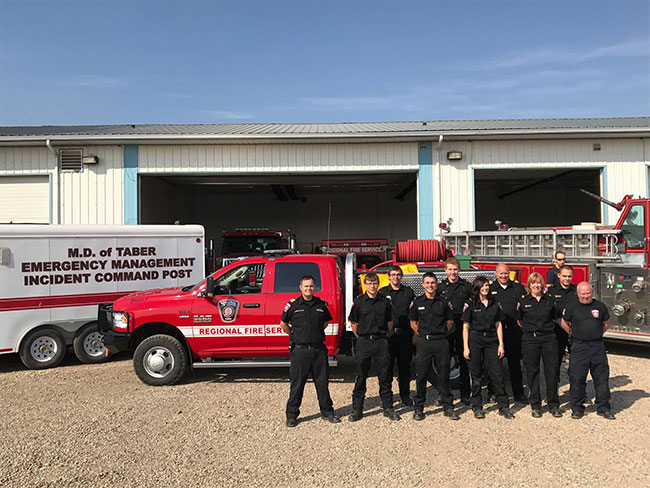 Uniforms And Uniformity Fire Fighting In Canada