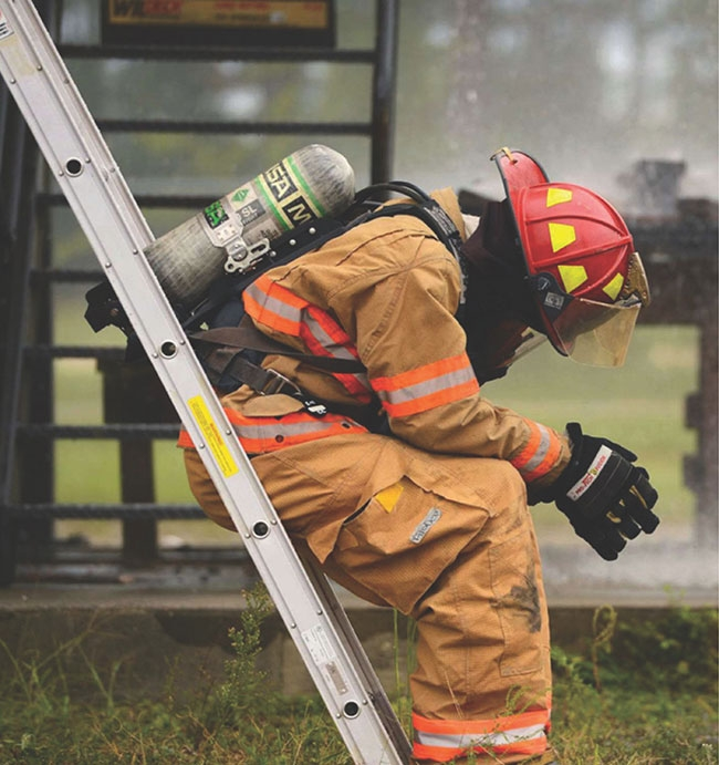 Q&A: Kathryn Sinden on firefighter mental health during the COVID-19 pandemic