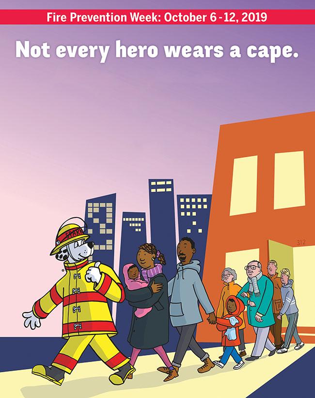 Be a superhero! Plan your escape
