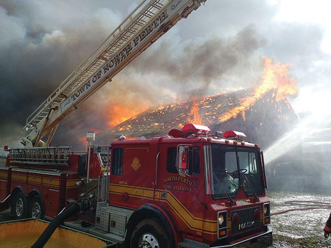 Common sense in the fire service